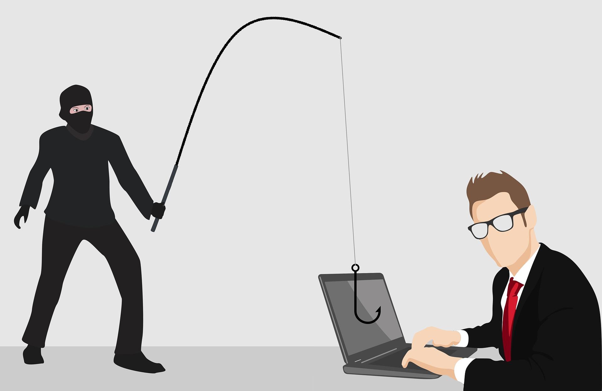 Podvodný prevod peňažných prostriedkov – upozornenie !